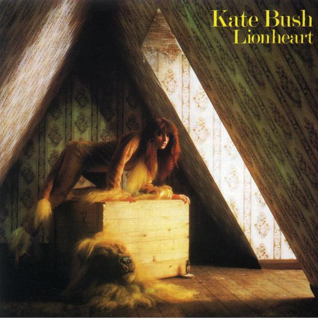 Image result for kate bush lionheart album cover