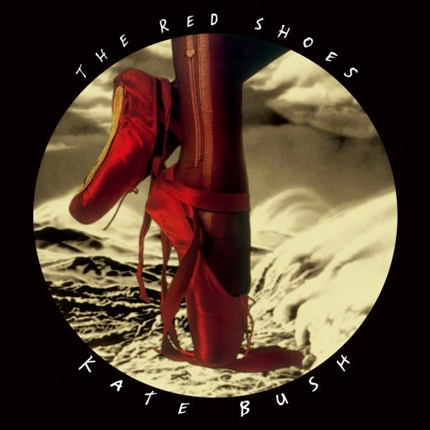 Image result for kate bush the red shoes