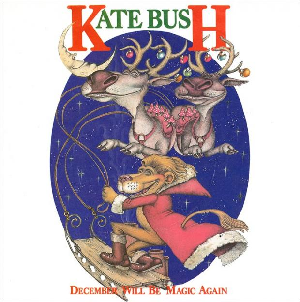 Kate Bush December Will Be Magic Again