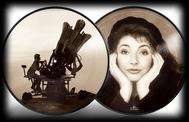 "12"" Cloudbusting Picture Disc 