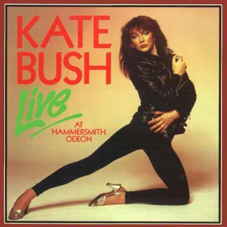 Live At Hammersmith Odeon - Box Set   Kate Bush
