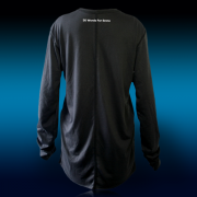 50 Words - Long Sleeve T-Shirt - Back Print