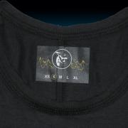 50 Words - Long Sleeve T-Shirt - Inner Label
