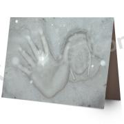 Snowflake - Christmas Card design