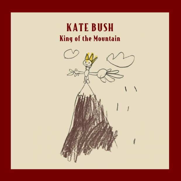 King of the Mountain - single cover