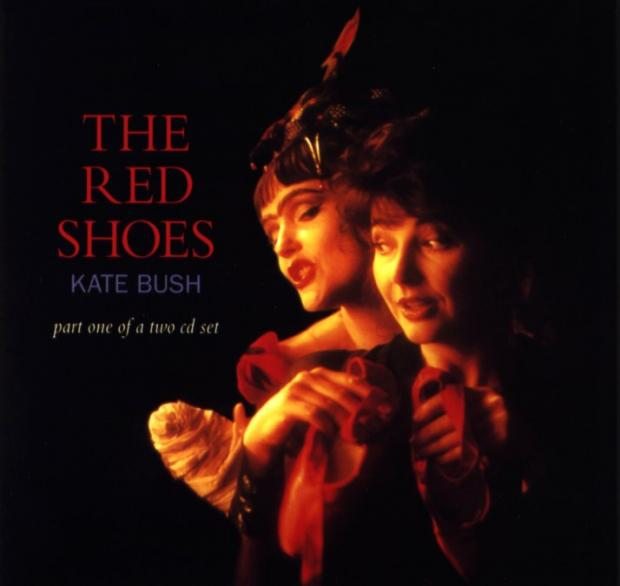 The Red Shoes - single cover