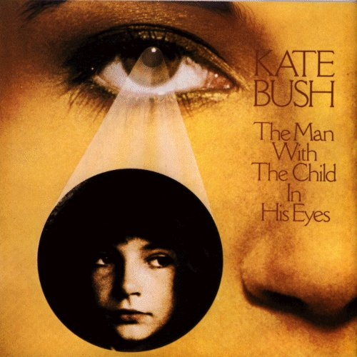 The Man with the Child in His Eyes - single cover