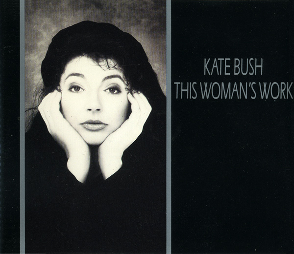 This Woman's Work - single cover