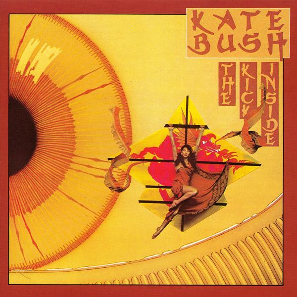 The Kick Inside Kate Bush